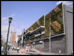 Fachada Mall Parque Arauco [PlantArt] (Chile)