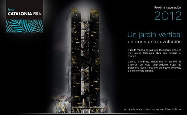Hotel Catalonia Fira en España